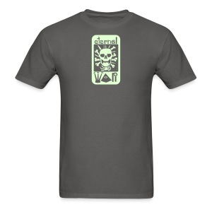 Eternal War glow in the dark - Men's T-Shirt