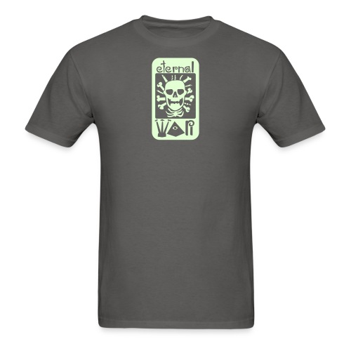 Eternal War glow in the dark - Men's T-Shirt