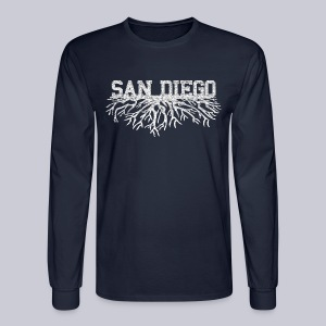 My San Diego Roots - Men's Long Sleeve T-Shirt