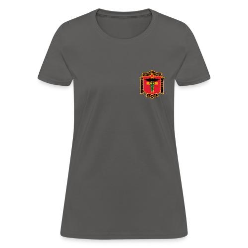 US Naval Hospital Corps - Retro Logo Shirt - Women's - Women's T-Shirt