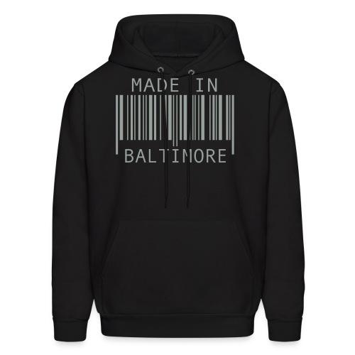 Made In Baltimore - Men's Hoodie