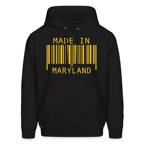 Made in Maryland - Men's Hoodie