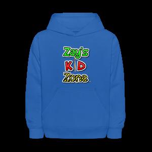 Blue Zone Hoodie! - Kids' Hoodie