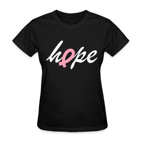 Women's Breast Cancer Awarness tee - Women's T-Shirt