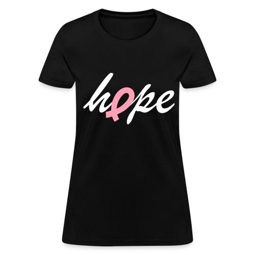 Women's Breast Cancer Awarness tee - Women's T-Shirt