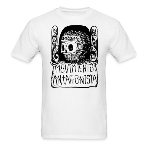 Atago-Skull by Raul Ayala - Men's T-Shirt