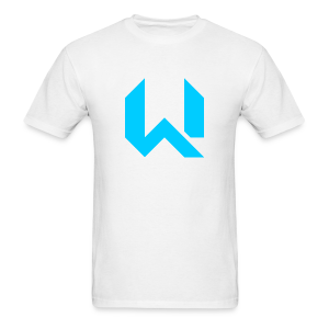WANTED Logo Short-T - Men's T-Shirt