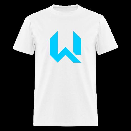 WANTED Logo Short-T - Men's T-Shirt