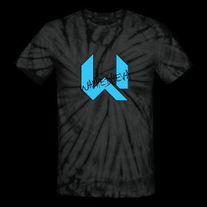 WANTED Tie Dye - Unisex Tie Dye T-Shirt