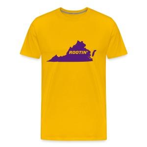 Rootin' Gold - Men's Premium T-Shirt