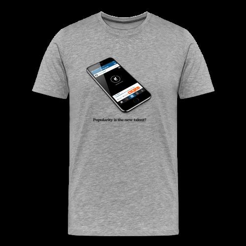 Hyped - Men's Premium T-Shirt
