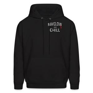 Nave & Chill (Hoodie Sleeve) - SL - Men's Hoodie