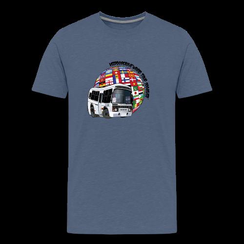 World Tour - Men's Premium T-Shirt