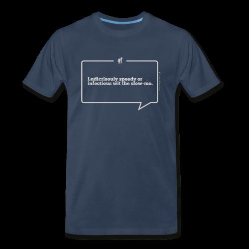 Andretti On The Momo - Men's Premium T-Shirt
