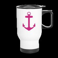 Mugs & Drinkware ~ Travel Mug ~ NAVY Coffee Mug