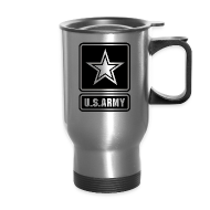 Mugs & Drinkware ~ Travel Mug ~ ARMY Coffee Mug