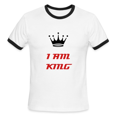 King Tee - Men's Ringer T-Shirt
