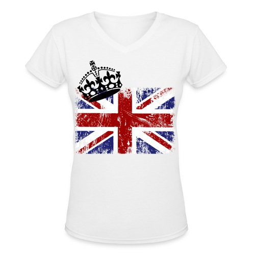Roayalty - Women's V-Neck T-Shirt