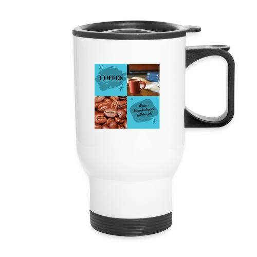 Coffee Homeschool 1 - Travel Mug