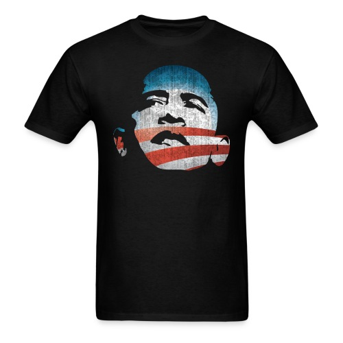 ObamAmerica - Men's T-Shirt