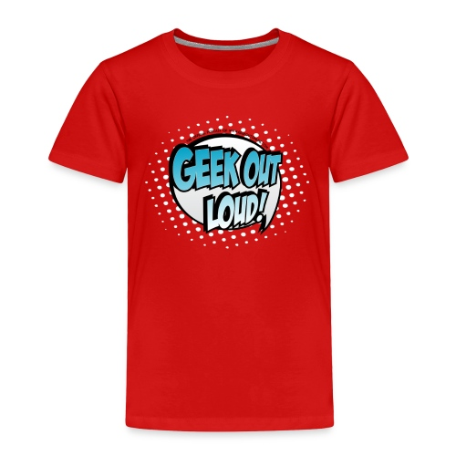 Classic GOL for The Toddlers - Toddler Premium T-Shirt