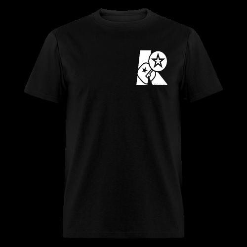 Mens tee Black - Men's T-Shirt