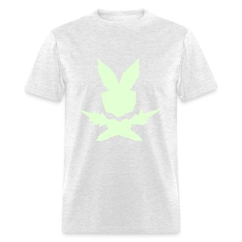 24 KARAT$ Men's T - Blow in the Dark - Men's T-Shirt