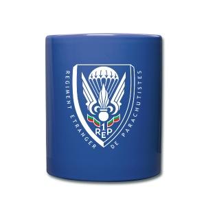1er REP Badge - Foreign Legion Mug - Full Color Mug