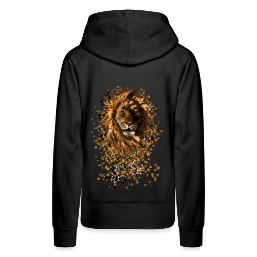 LionHoodie - Women's Premium Hoodie