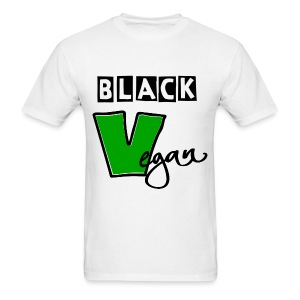 BlackVegan - Men's T-Shirt