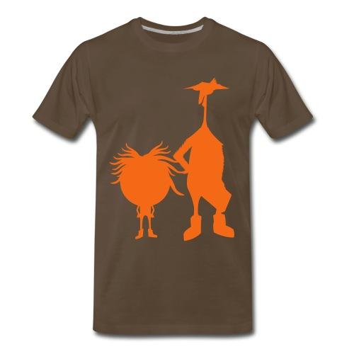 A Lotta Man Power - Men's Premium T-Shirt