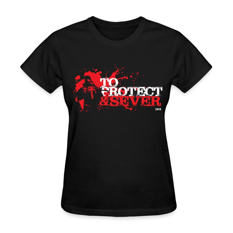 To Protect and Sever - Women's T-Shirt