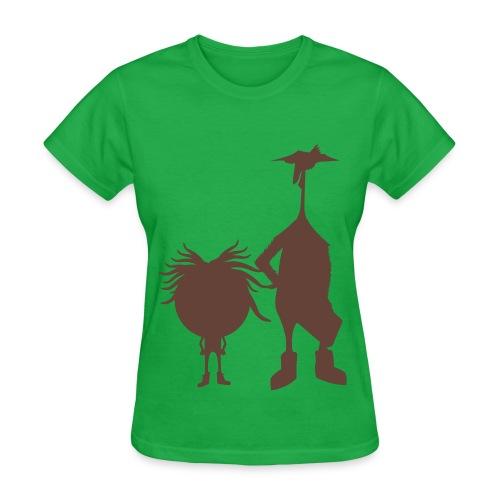 Earthy Goodness - Women's T-Shirt