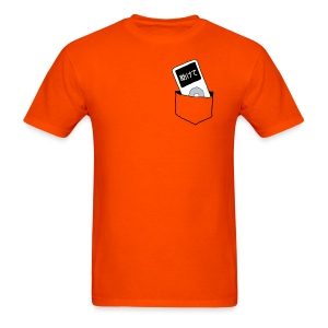 Pocket Pod - Men's T-Shirt