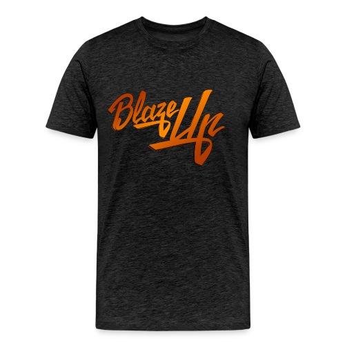 Blaze Up - Men's Premium T-Shirt