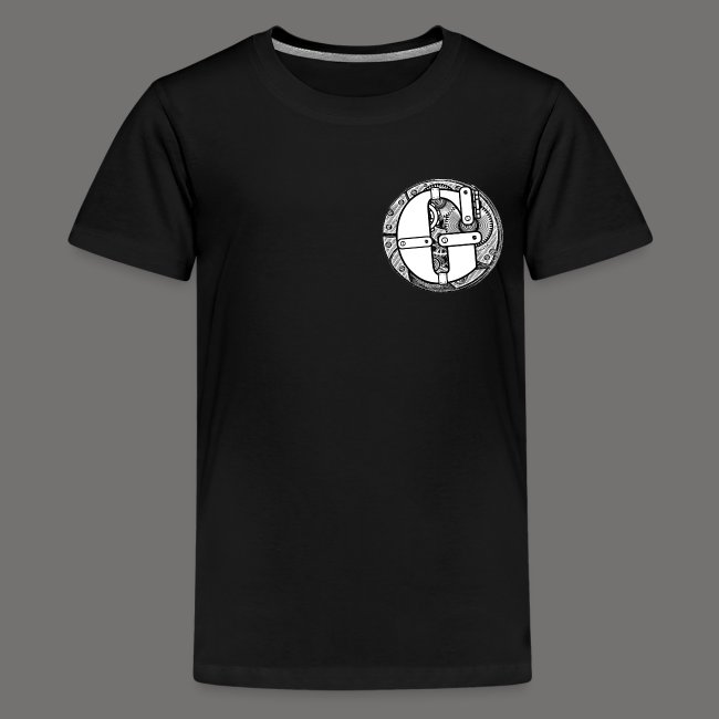Greenish Shirt G Steampunk (Kids)