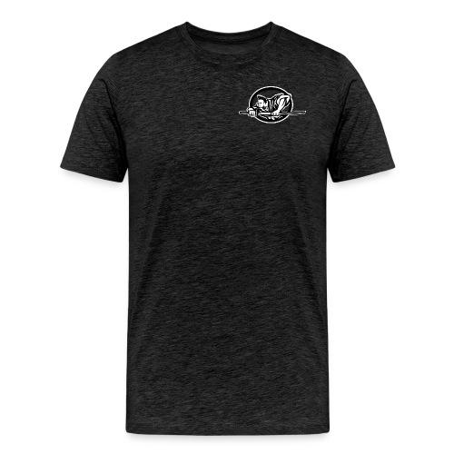 Premium T-Shirt Crest Logo - Men's Premium T-Shirt