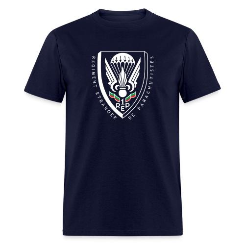 1er REP Badge - Foreign Legion T-Shirt - Men's T-Shirt