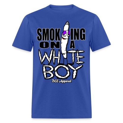 White Boy - Men's T-Shirt