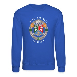 1er REC Badge - Foreign Legion - Sweatshirt - Crewneck Sweatshirt