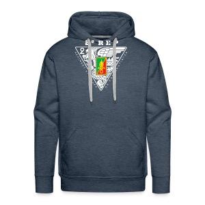 2e REP Badge - Foreign Legion - Premium Hoodie - Men's Premium Hoodie