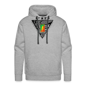 2e REP Badge - Foreign Legion - Premium Hoodie - Light - Men's Premium Hoodie