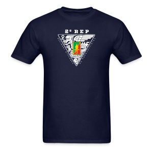 2e REP Badge - Foreign Legion - T-Shirt - Men's T-Shirt