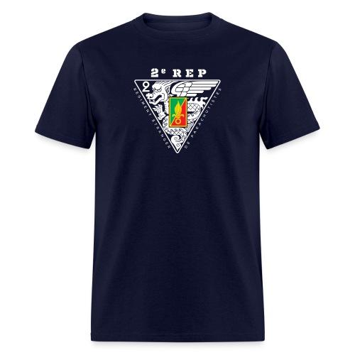 2e REP Badge - Foreign Legion - T-Shirt - Men's T-Shirt