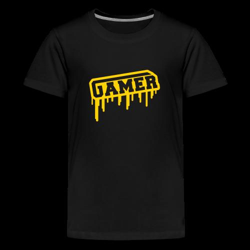 Kid's Gamer Tshirt - Kids' Premium T-Shirt