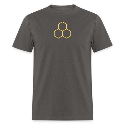 HYVE Men's Shirt - Dark - Men's T-Shirt