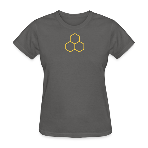 HYVE Women's Shirt - Dark - Women's T-Shirt