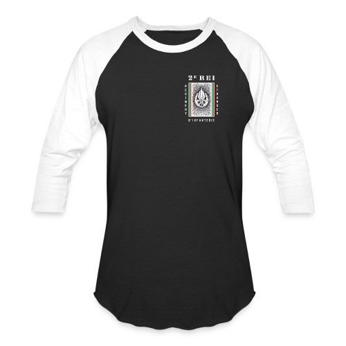 2e REI Badge - Foreign Legion - Baseball T-Shirt - Baseball T-Shirt