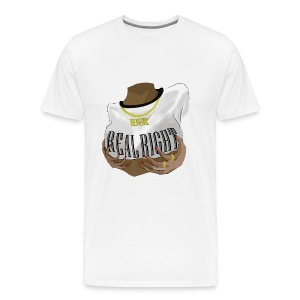 Real Right $horty - Men's Premium T-Shirt
