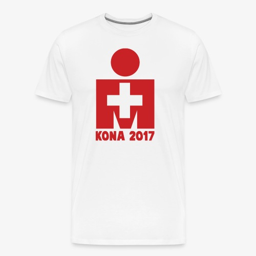 KONA 2017 - SWITZERLAND - MEN'S PERFORMANCE SHIRT - Men's Premium T-Shirt